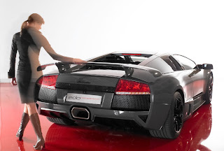 SuperCar Hot Girls lamborghini edo 1