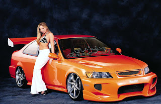 SuperCars girl hot wallpaper 1