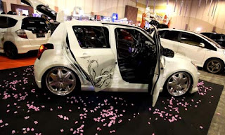 cars contest show