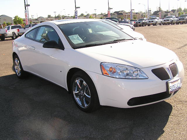 PONTIAC G6 MAINTENANCE
