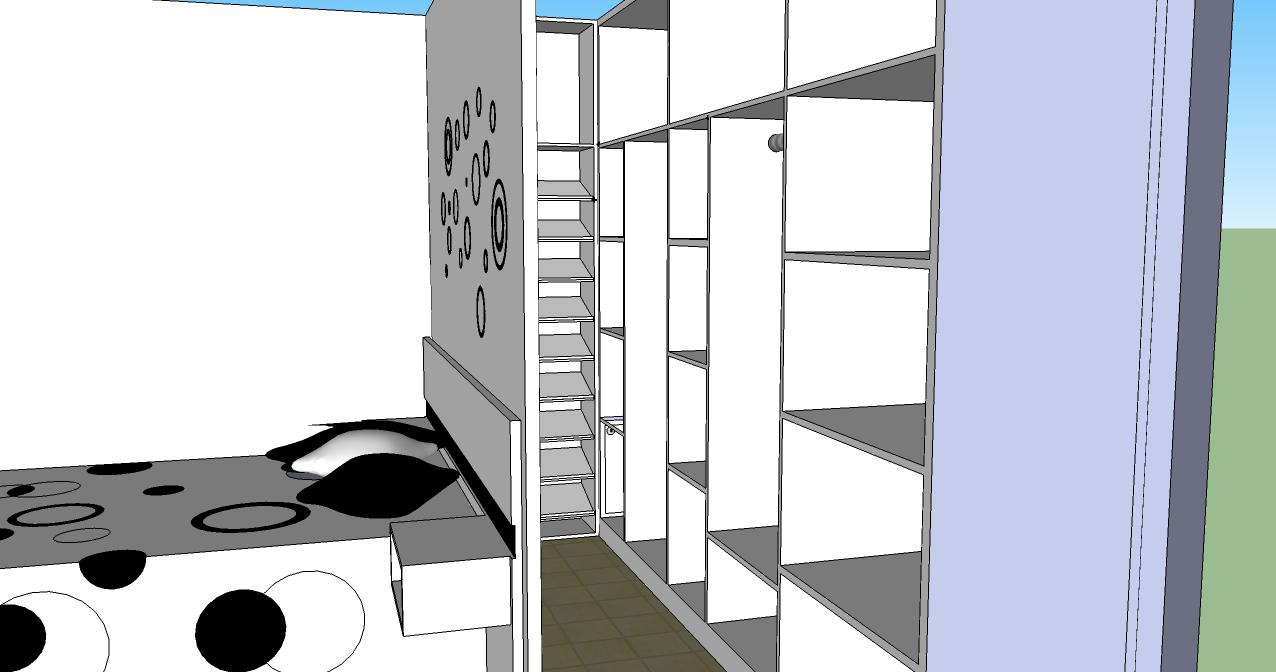 decoracao de interiores quarto de rapaz : decoracao de interiores quarto de rapaz:Quarto Com Closet E Banheiro