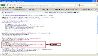Memasang Plugin Web2PDF pada browser Firefox