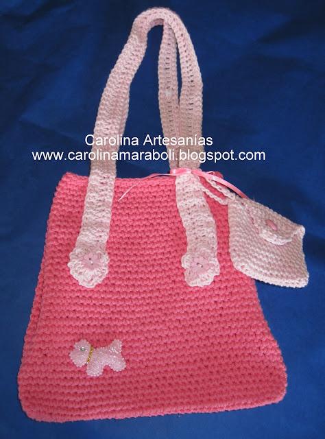 CERRADO) carolina artescrap: 168.- Carteras para niñitas en ...