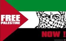 Fim à Opressão na Palestina! Pela Palestina livre!