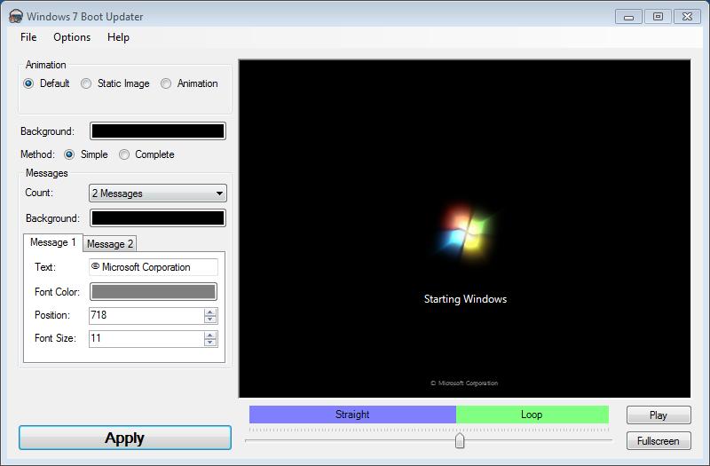 изменить загрузочный экран Windows 7 - фото 7