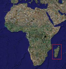 Ou est Madagascar?