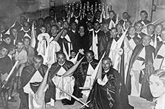 8 d'abril del 1955, Processó de l'Enterro