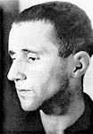 Bertold Brecht.
