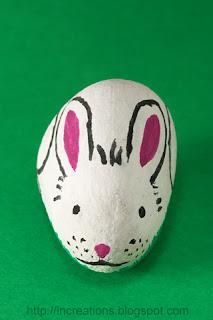 Rabbit. Front