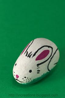 Rabbit. Side