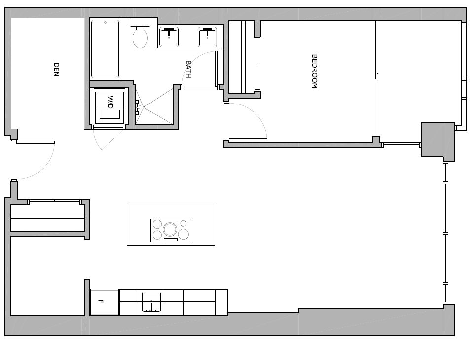 One Story Condo Floor Plans Submited Images