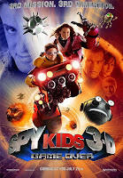 Spy Kids 3D: Game Over (2003) online y gratis