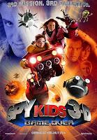 Spy Kids 3D: Game Over (2003) online y gratis