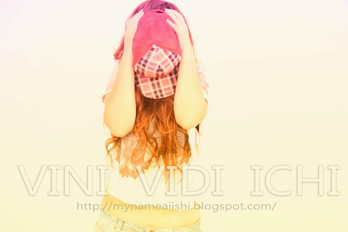 VINI VIDI ICHI ♥