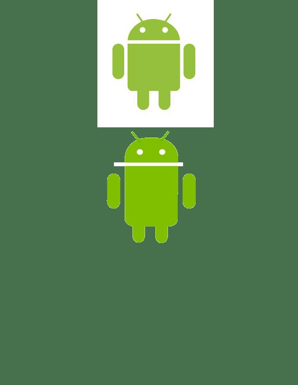 dooms domain android robot logo