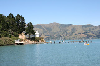 Akaroa Light house - the original