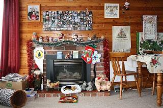 Chimney for Santa