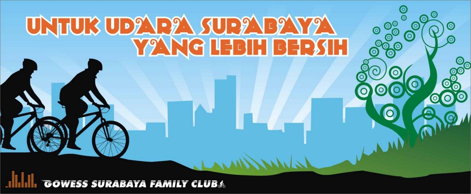 Untuk Udara Surabaya Yang Lebih Bersih dan Sehat