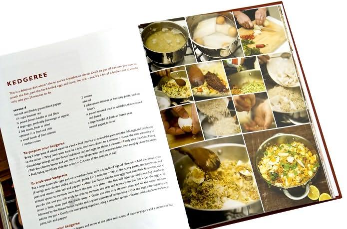 Libros escuela de cocina de jamie oliver whole kitchen - Libro escuela de cocina ...