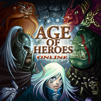 Age Of Heroes Online 240x320 java game