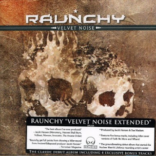 Raunchy - Velvet Noise Extended