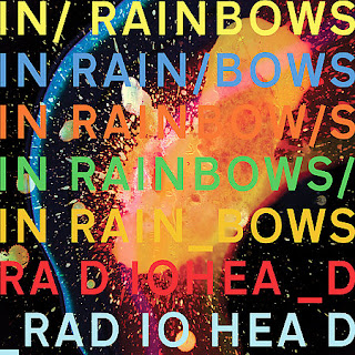 Radiohead - In Rainbows CD 2