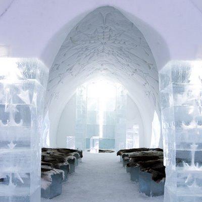 Évnyitó bál - Ceremónia terem Ice-hotel-sweden-6