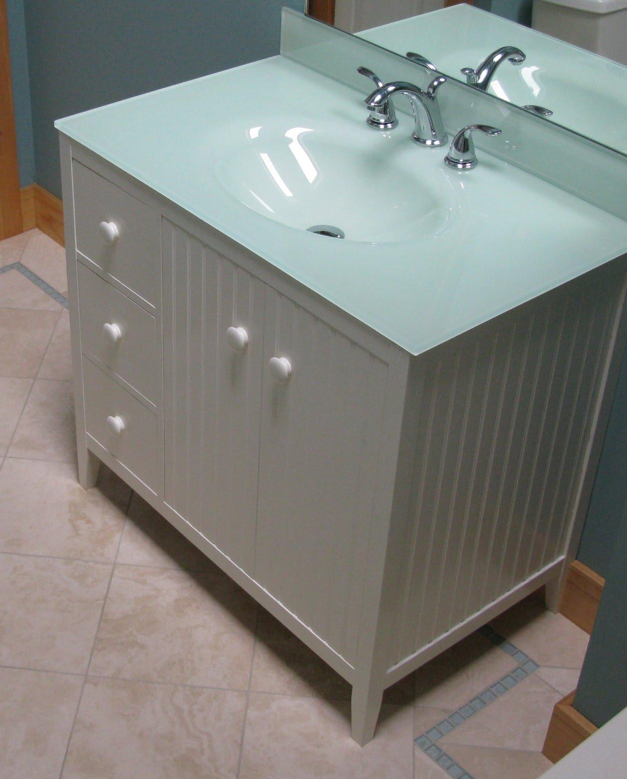 daidala: Sea Glass Vanity