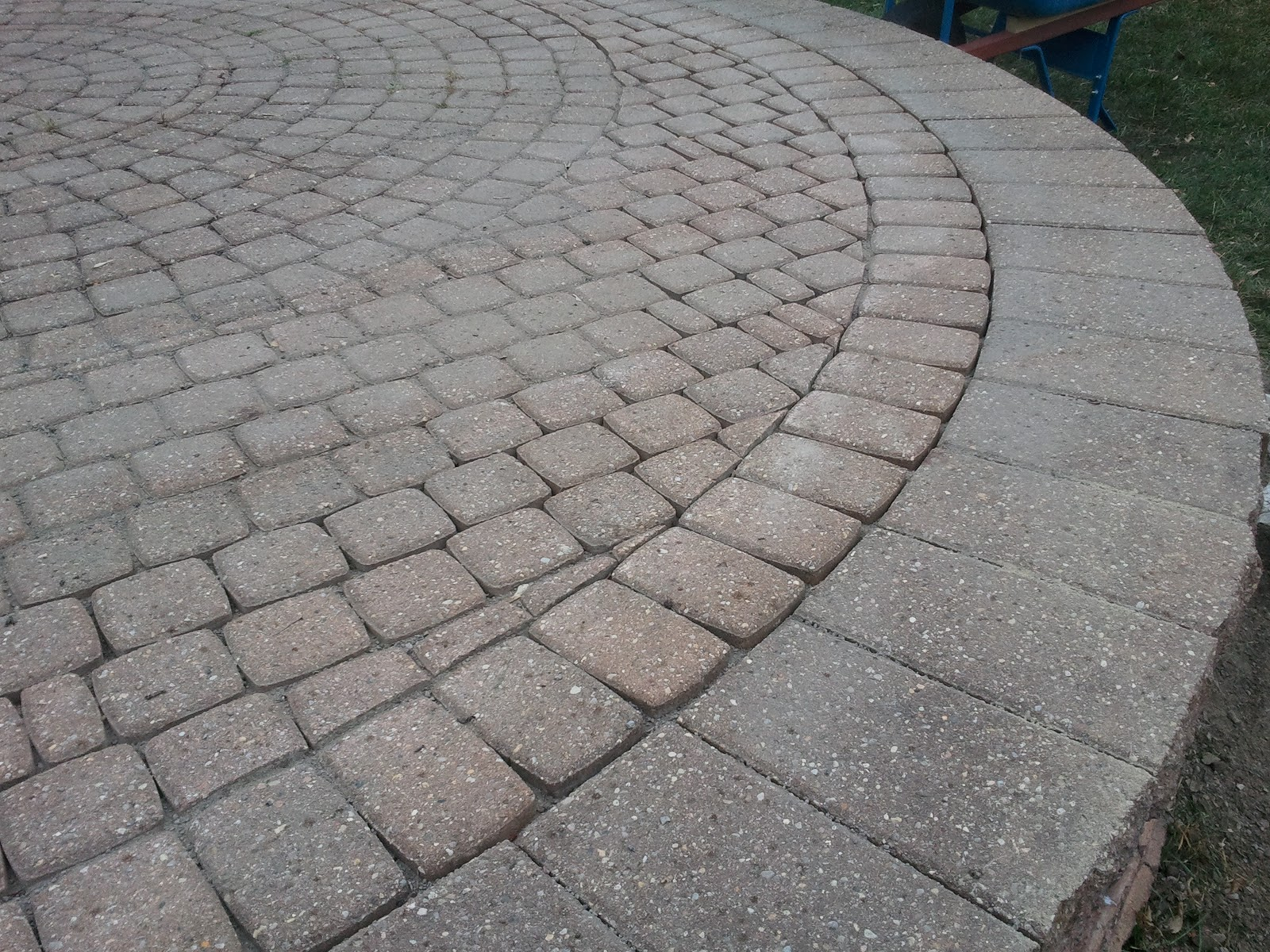 Pavers In Canton Need Repair, Sanding, U0026 Cleaning