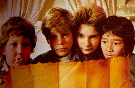Fourth Grade Nothing: The Goonies 25th Anniversary in ...