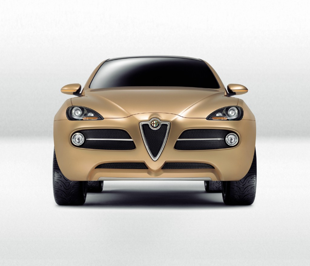 The new Giulia will also be