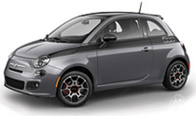 Fiat 500 Prima Edizione preliminary photos  :  mini cars italy fiat