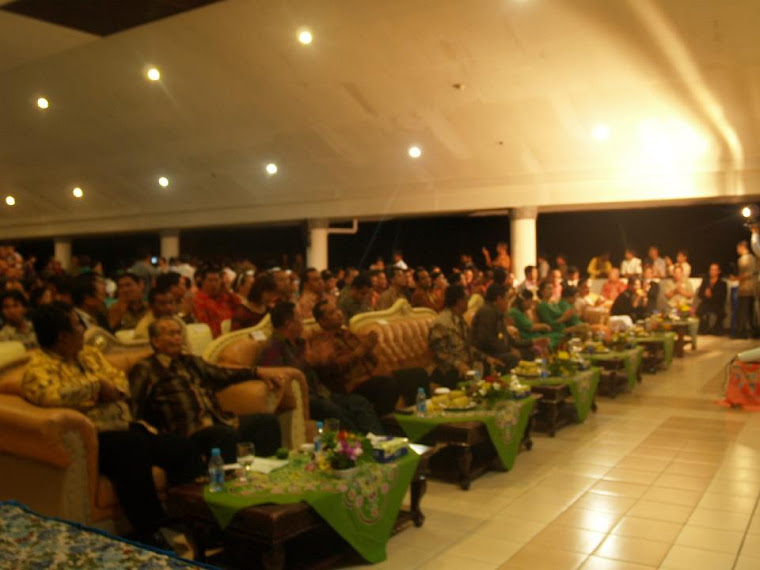 Natal Oikumene Kabupaten Bengkayang Sederhana Tapi Meriah