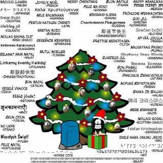 Buon Natale Particolare.Riflessologia Buon Natale A Tutto Il Mondo