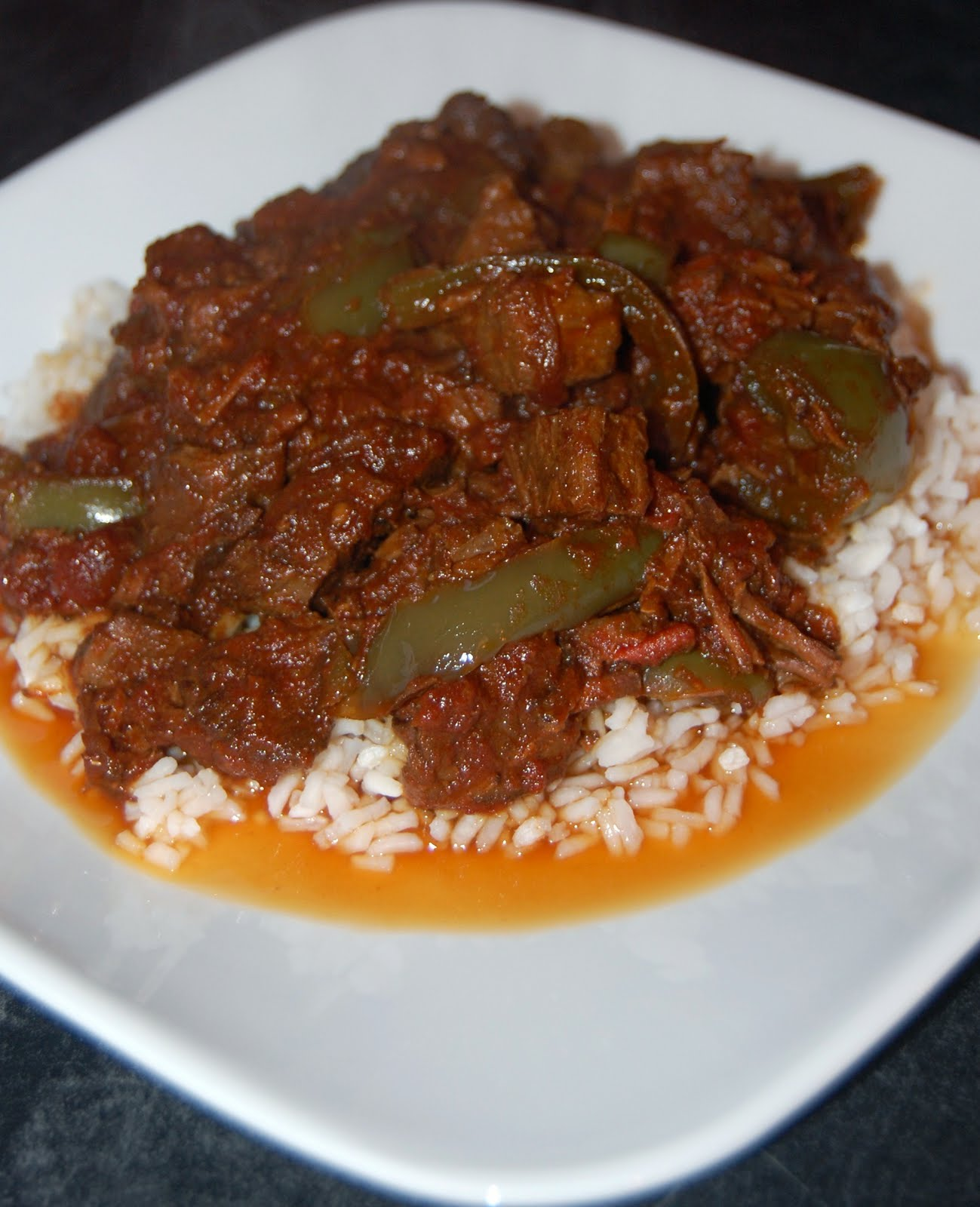 Cassie Craves: Slow Cooker Pepper Steak