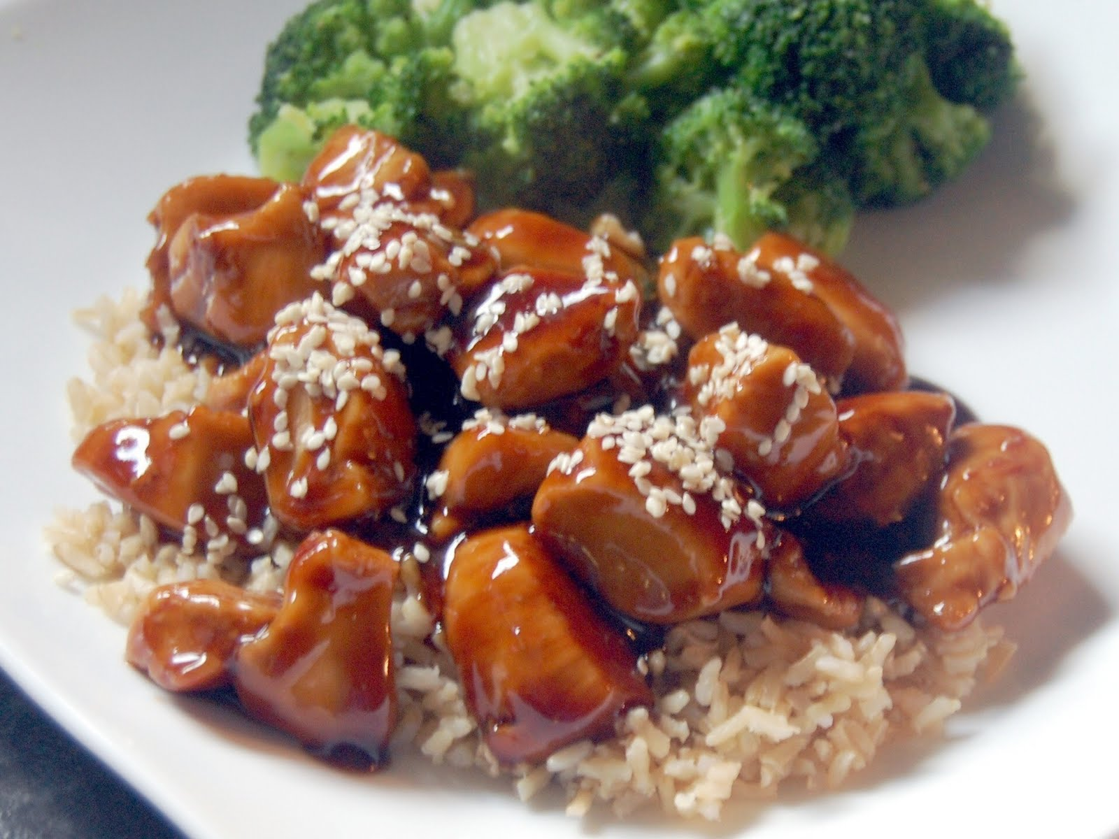 Sesame Chicken Recipe — Dishmaps
