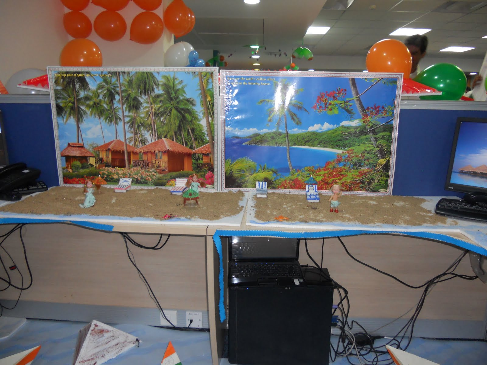 Cubicle Decoration Ideas For Engineers Day 28 Images