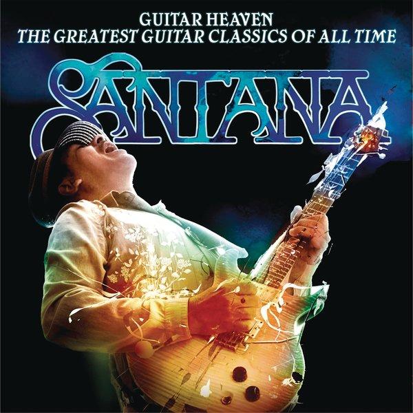 NEW SANTANA ALBUM GUITAR HEAVEN