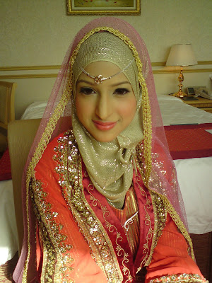 arabic bridal makeup. arabic bridal makeup.