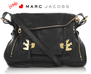 March by Marc Jacobs Sasha leather shoulder bag