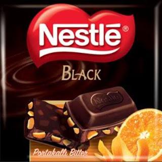 Nestle Portakallı Bitter