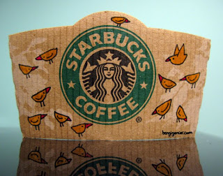 Starbucks Birds