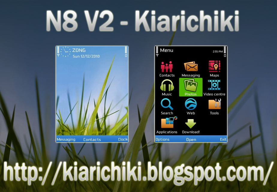 N8+v2 Preview N8 V2 by Kiarichiki