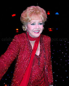 Debbie Reynolds Alive and Fabulous at Tunbridge Wells