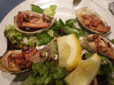 Australian food oyster
