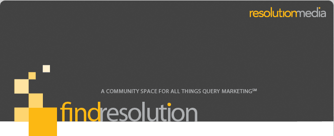 Find Resolution: Resolution Media Digital Marketing Blog