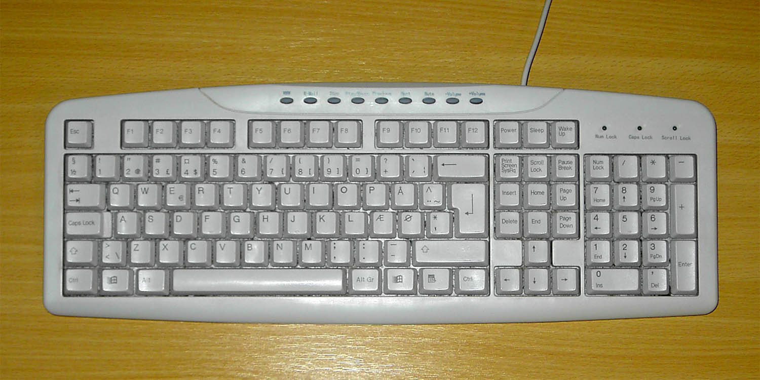 Essential Computer Keyboard Computer Keyboard For Less