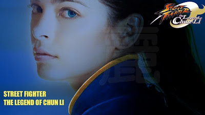 The Legend of Chun-Li