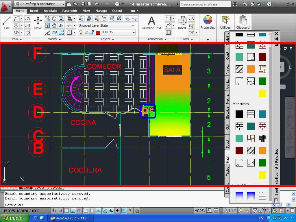 Activate autocad architecture 2013 autos post for Muebles autocad