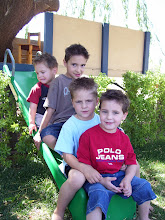 Parker, Chayse, Brodie and Logan